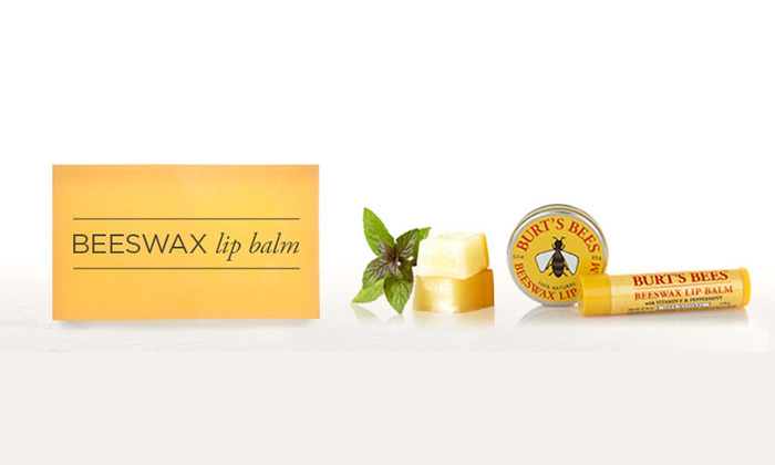 This is still one of the best all-natural lip balms on the market. Bonus: proceeds go to saving the bees. Burt's Bees Beeswax Lip Balm, burtsbees.ca, $5