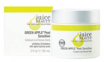 Gwyneth Paltrow recently signed on as creative director of this brand, which formulates their products with certified organic ingredients. Juice Beauty Green Apple Peel Sensitive, Shopper's Drug Mart, $50