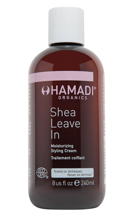 If you have dry skin, this cruelty-free product will soothe and heal and leave your skin feeling supple. Jessica Biel, Maya Rudolph and Shailene Woodley love it. Hamadi Organics Shea Leave IN, hamadibeauty.com, $22