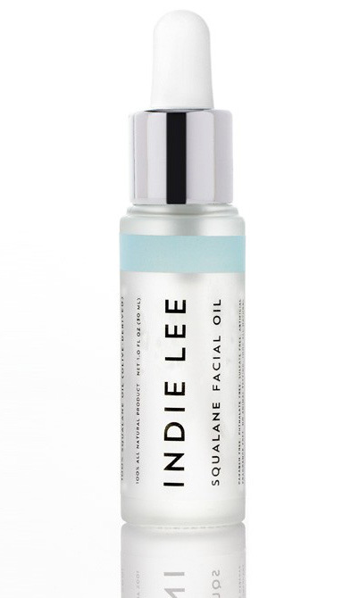 This olive-based oil improves skin elasticity and diminishes age spots. Kim Kardashian, Molly Sims, Lena Denham and Jaime King are fans. Indie Lee Squalane Facial Oil, indielee.com, $32
