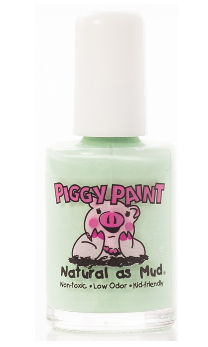 Polished nails that are also eco-friendly are only a swipe away thanks to this non-toxic, water-based brand. Devotees include Tori Spelling, Marcia Cross and Alyson Hannigan. Piggy Paint, piggypaint.com, $8