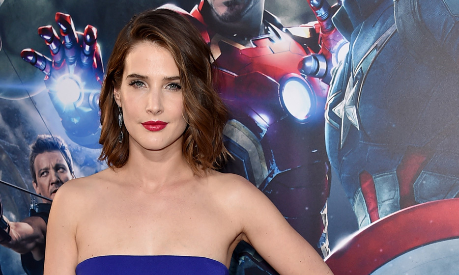 """I see Maria as having a more of a female presence in this world, and it's really exciting to have Scarlet Witch [Elizabeth Olsen] come in, and to see the Black Widow [Scarlett Johansson] have these amazing moments, and see more women on film with all these dudes. It's great,"" says Canadian actress Cobie Smulders, who plays superhero commander Maria Hill. 