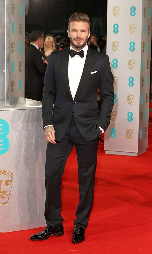 Stealing the show at the 2015 BAFTA awards. Photo: © Getty Images