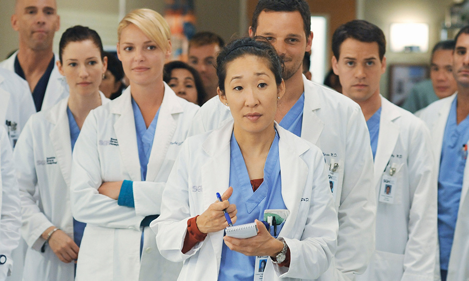 Dr. Cristina Yang (Sandra Oh): Aggressive, competitive and hopelessly tactless, Cristina's impersonal demeanor was the source of many laughs on 'Grey's Anatomy.'