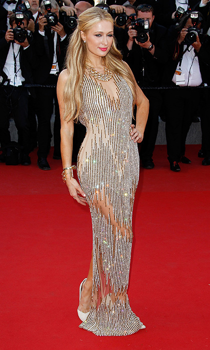 Paris Hilton.