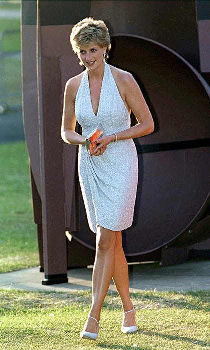 Princess Diana S Best Summer Fashion Hello Canada