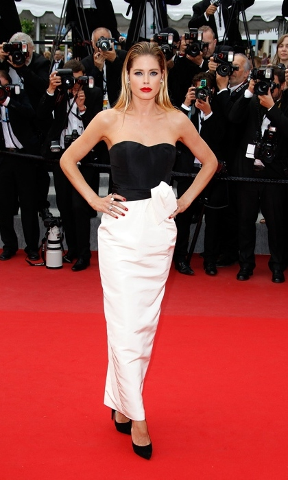 Doutzen Kroes in Dior.