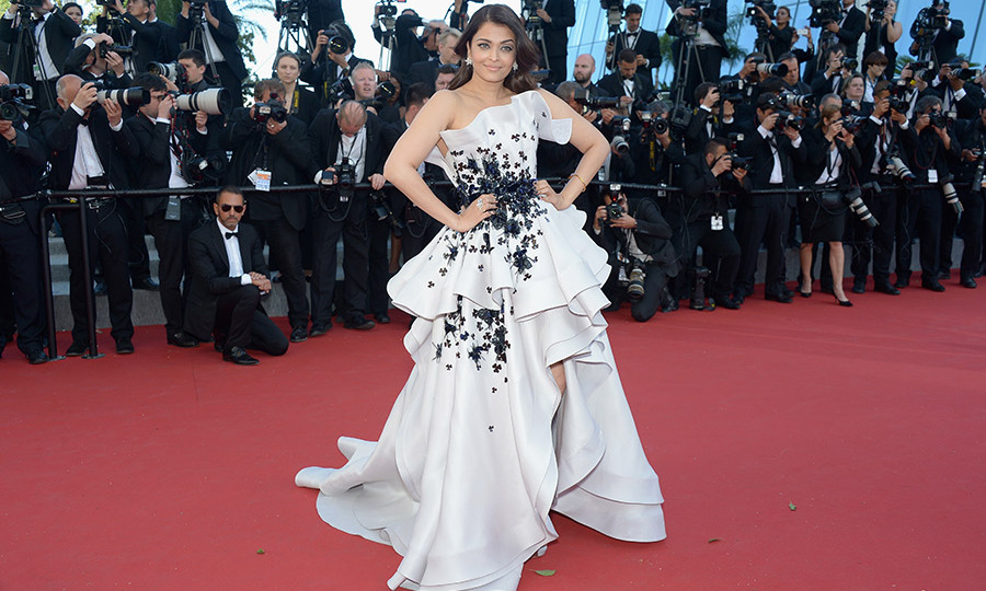 Aishwarya Rai in Ralph & Russo.