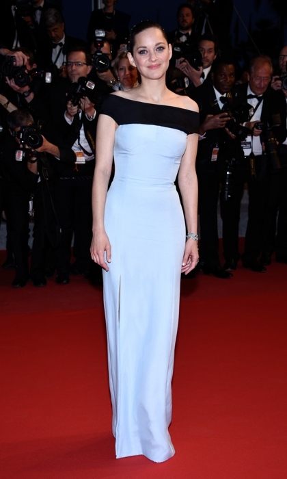 Marion Cotillard in Christian Dior Couture