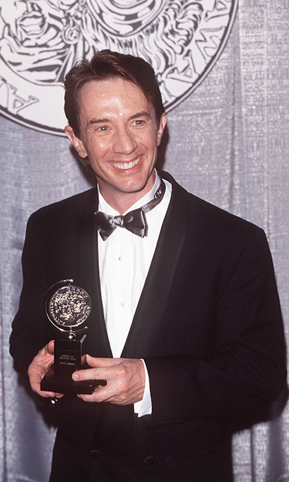 Hamilton-native Martin Short sang and danced his way to victory in 1999's 'Little Me'. Photo: © Getty Images