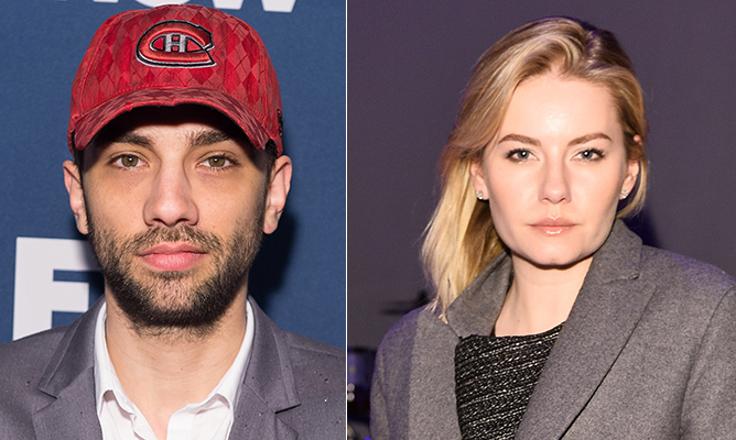 Hockey lover Jay Baruchel will direct Elisha Cuthbert in 'Goon: Last of the Enforcers.'