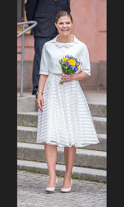 Crown Princess Victoria of Sweden
