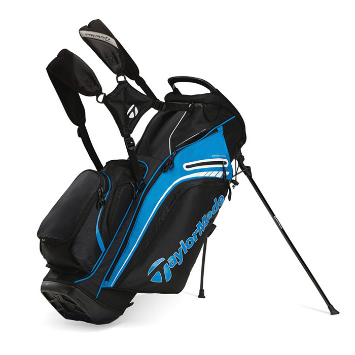 A dream bag for the dad who loves to visit the links.
