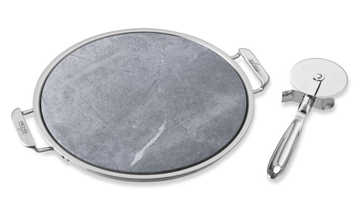 This stone is like the Bentley of pizza-making tools.