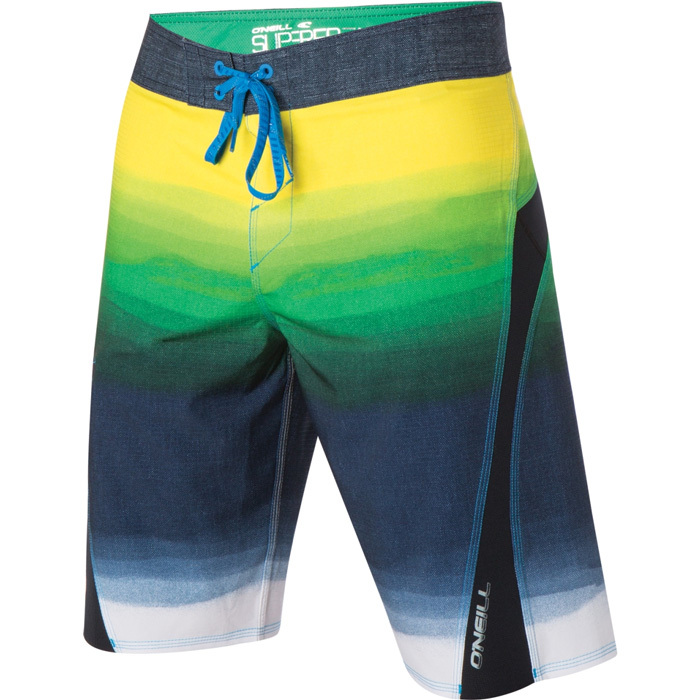 These board shorts ensure that your sporty dad stands out on the water this summer.