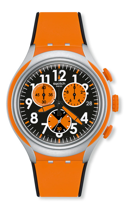 This ultra-lightweight watch adds a sporty element to any father's off-duty look.