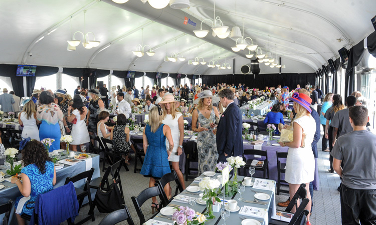 THRILL OF ASCOT: