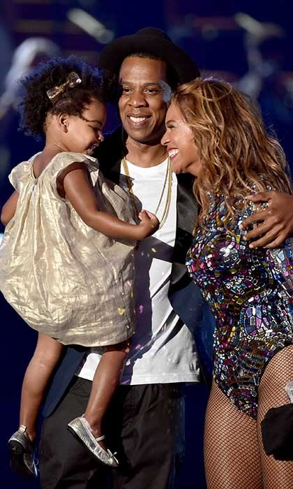 Jay Z might have 99 problems, but fatherhood is definitely not one of them! The rapper is enamoured with his daughter with wife Beyoncé, Blue Ivy Carter.