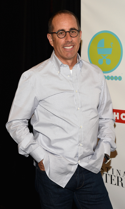 "Jerry Seinfeld: ""When you reach dadness fully, no one in your family can hurt your feelings anymore, because you don't have feelings anymore… When you start out in this family thing, you're a human, and then, as you go along, you realize that you're an android.""