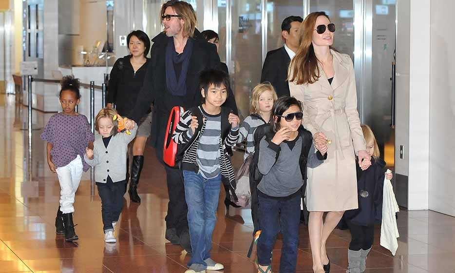The more the merrier is Brad Pitt's mantra, who is a father to six children with wife Angelina Jolie.
