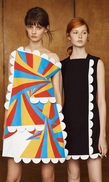 Victoria Beckham's pre-spring/summer 2016 collection