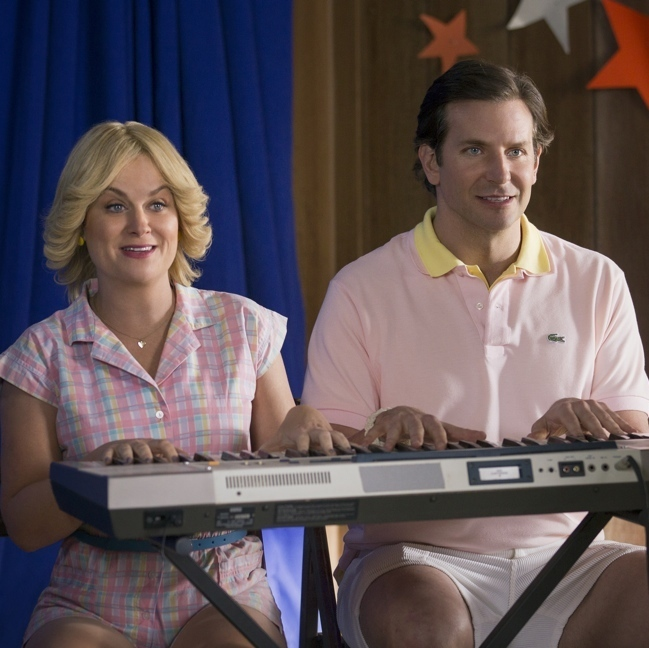 Amy Poehler and Bradley Cooper reprise their roles as the camp's drama counsellors. 