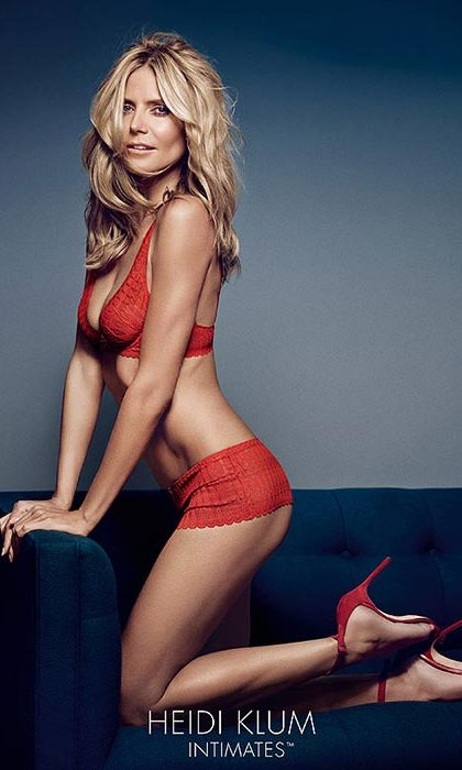 Photo: Heidi Klum Intimates