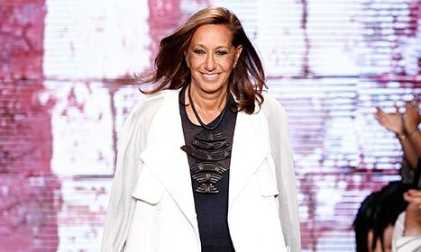Donna Karan Leaves Her Eponymous Label To Focus On Lifestyle Brand