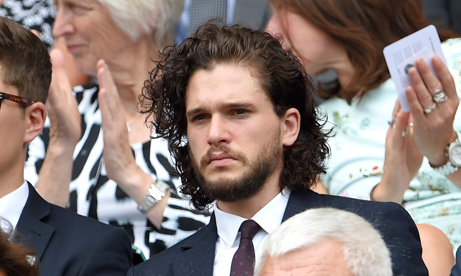 'Game of Thrones' actor Kit Harington, who plays a tennis player in '7 Days In Hell.'