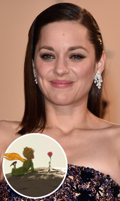 French actress Marion Cotillard is known for her harrowing performances in dramatic films like the award-winning <em>La Vie en Rose</em>, but in 2015 she let her voice do all the work in <em>The Little Prince</em>. 
