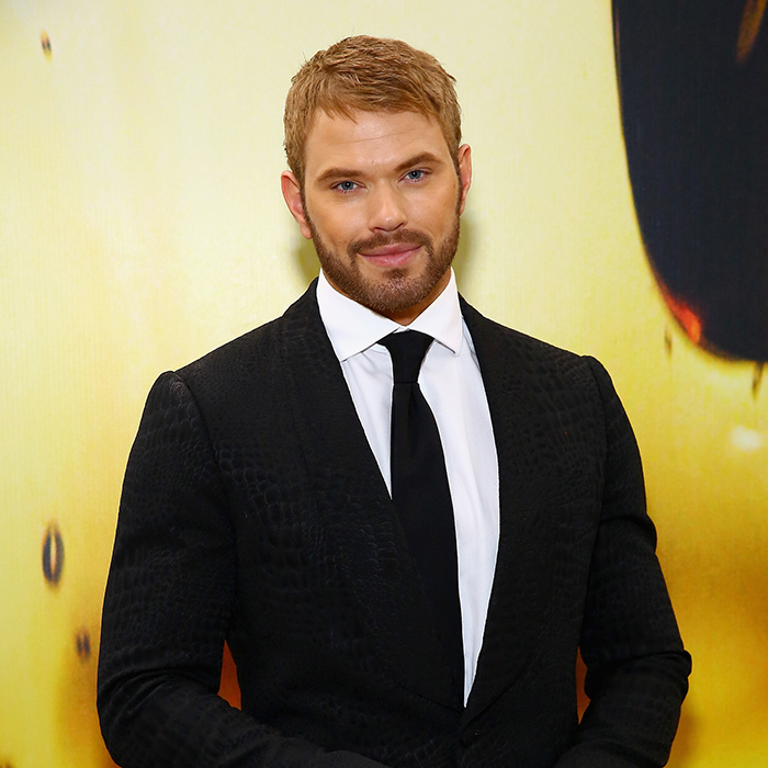 "Kellan Lutz might have been part of another supernatural franchise, 'Twilight,' but that doesn't mean the star isn't crazy about 'Harry Potter'! ""I always wished I had powers. I always wished I had a stick and a broom! It's a great story and so well written. It set the precedent, that peak of Mount Everest, and we all want to climb that mountain."" 