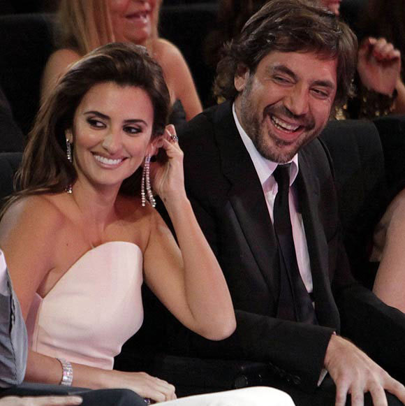 <h2>Penelope Cruz and Javier Bardem</h2>