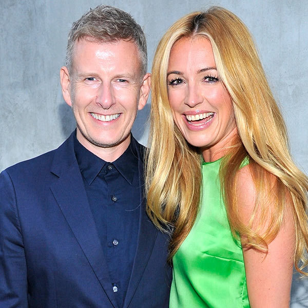 <h2>Patrick Kielty and Cat Deeley</h2>