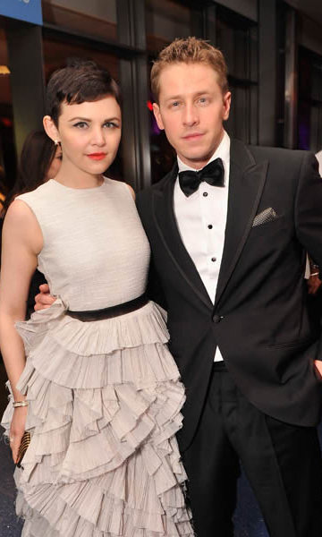 <h2>Ginnifer Goodwin and Josh Dallas</h2>