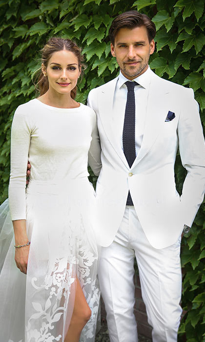 <h2>Olivia Palermo and Johannes Huebl</h2>