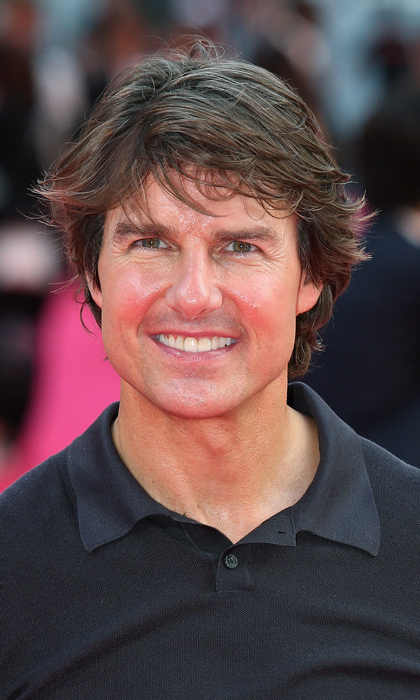 <h4>TOM CRUISE</h4>