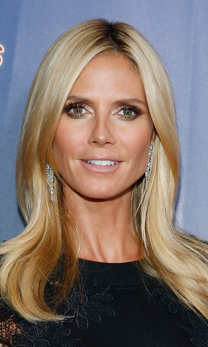 <h4>HEIDI KLUM</h4> 