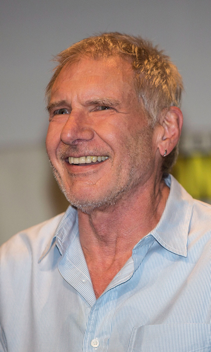 <h4>HARRISON FORD</h4> 