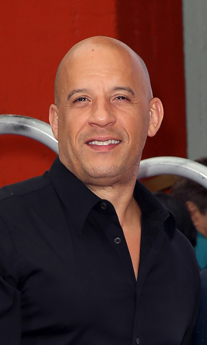 <h4>VIN DIESEL</h4> 