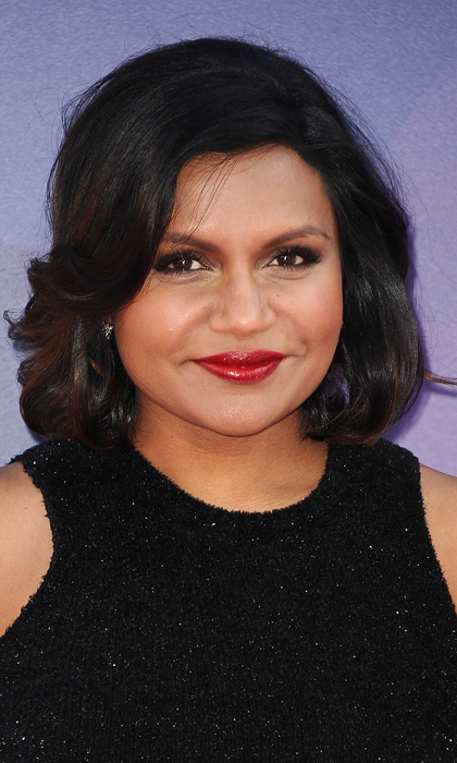 "Mindy Kaling: She has an impeccable, notice-me sense of style and is the kind of #boss to both admire from afar and glean career and life advice from regularly. A teaser from her upcoming book, 'Why Not Me?' set to be released in September, includes her personal, ""No Fail, Always Works, Secret Guide to Confidence."" Photo: © Getty Images"
