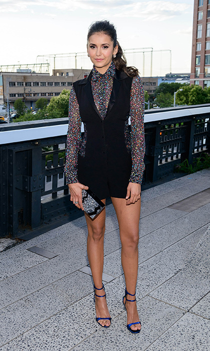 The Week 39 S Best Celebrity Style Nikki Reed Gabrielle Union Nina Dobrev And More Hello Canada