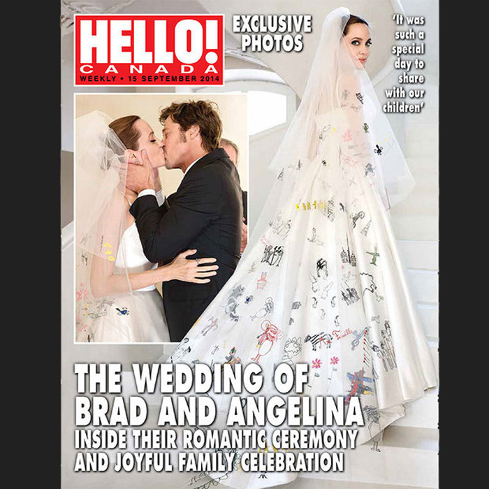 On 23 August it will be a year since Angelina Jolie and Brad Pitt walked down the aisle. While other supernova pairings have fallen by the wayside recently, the Jolie-Pitts make us believe that lasting love is still possible.