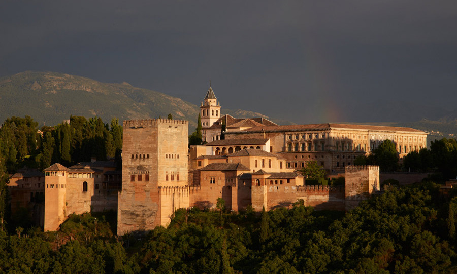 9. ALHAMBRA, SPAIN