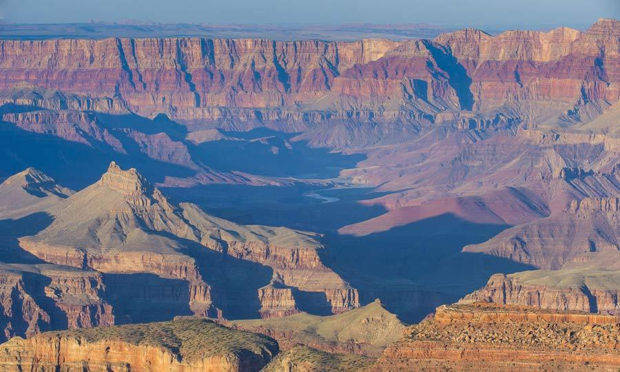 6. GRAND CANYON NATIONAL PARK, USA
