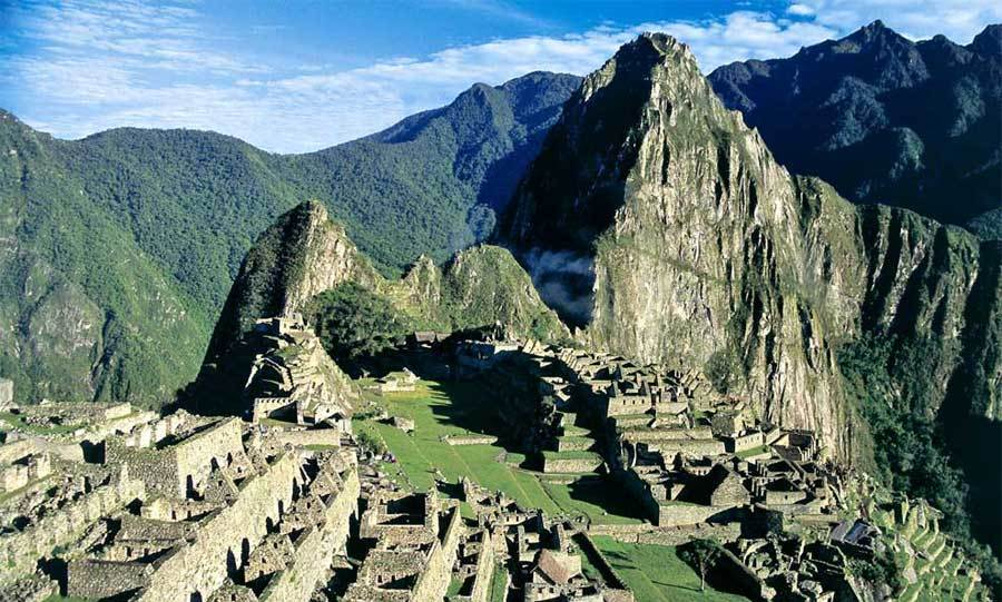 3. MACHU PICCHU, PERU