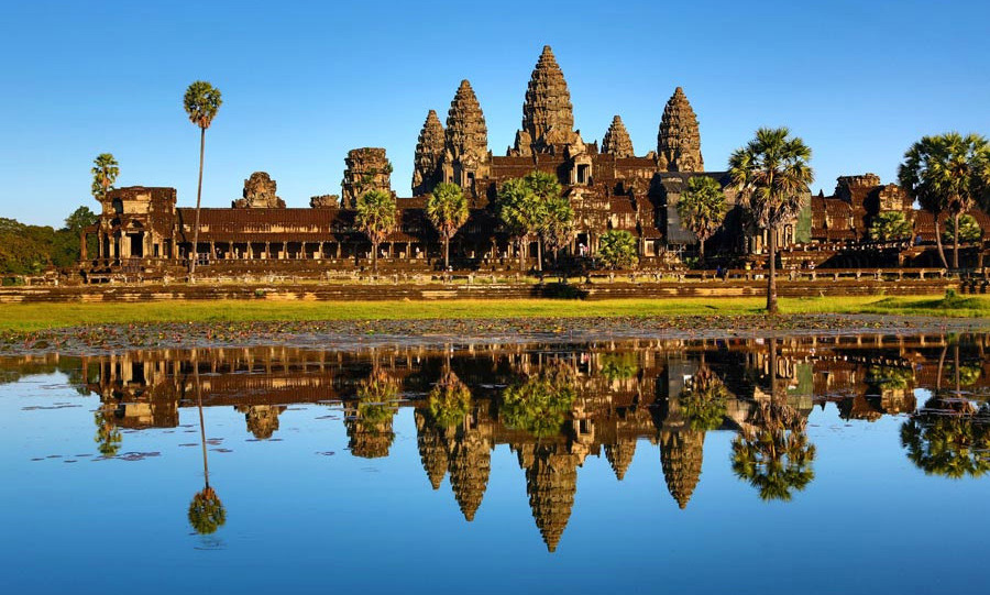 1. ANGKOR WAT, CAMBODIA