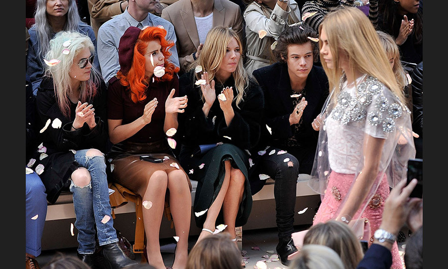Pursue fashion projects