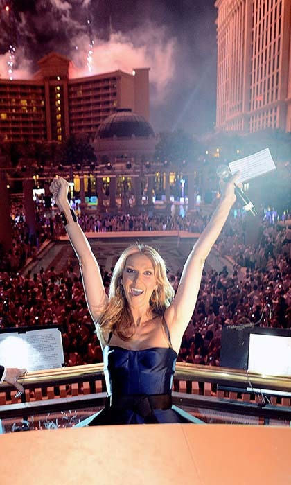 Celine is ready to reclaim her crown as Queen of Vegas!