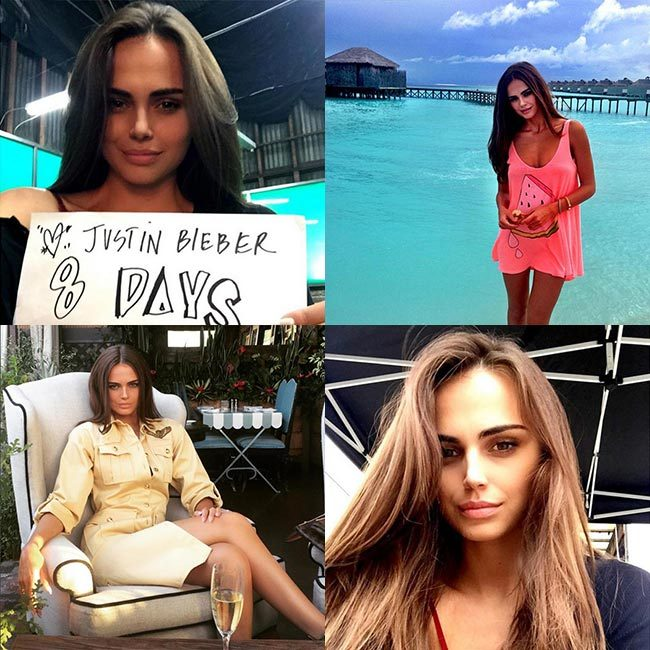 Xenia Deli has reportedly stolen Justin Bieber's heart, but the Victoria's Secret beauty may be a new face to a lot of the pop star's fans. We've rounded up 10 facts about the brunette beauty, alongside her best Instagram photos.