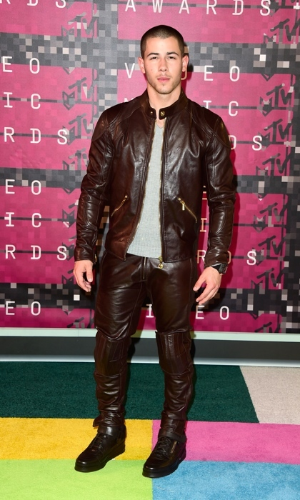 Nick Jonas.